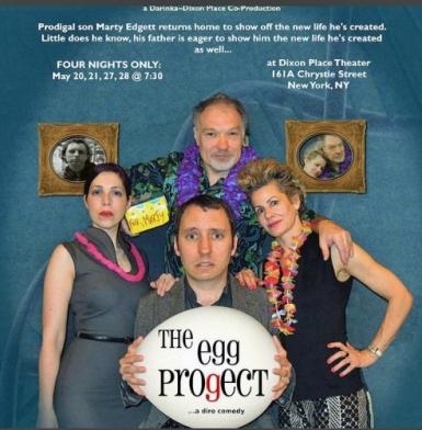 The Egg Progect card